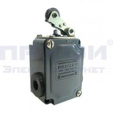 Выключатель концевой ВПК-2112 БУ2  (рычаг с роликом)