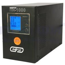 Преобразователь напряжения 24В/220В ПН-1000 600 Ва инверторный Энергия