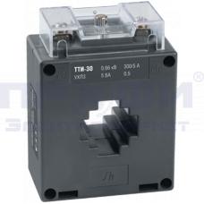 Трансформатор тока ТТИ-30 200/5А 5ВА класс 0,5S ИЭК