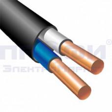 Кабель  ВВГ-п 2х2,5 (ТУ)(откл. по S до 20% - 2,0 мм2)