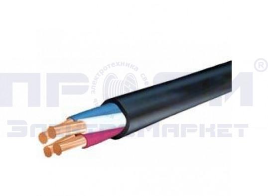 Кабель  ВВГ 4х2,5 (ТУ)(откл. по S до 20% - 2,0 мм2)