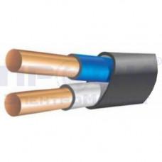 Кабель  ВВГ-п 2х4 (ТУ)(откл. по S до 20% - 3,2 мм2)