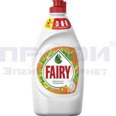 Жид-ть д/пос Fairy Апельсин и Лимонник 450мл/PG/