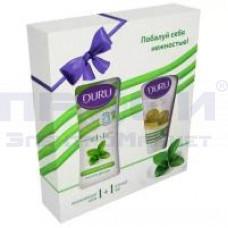 Набор подарочн Duru Авокадо (гель д/д500мл+жид мыло500мл)/EVYAP/