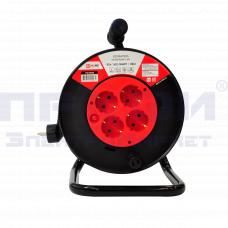 Удлинитель на катушке RG4-1620-SMART 20м с т/з 4-х местн с з/к 16А 8862 IN HOME