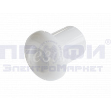 Втулка межстеновая фарфор белая GE70010-01