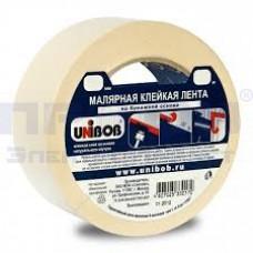 Малярная клейкая лента UNIBOB 48мм*40м, белая