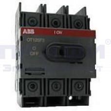 Рубильник OT63F3 3п с рукояткой Din/винт (1SCA105332R1001)
