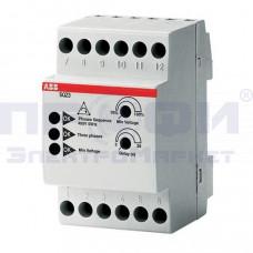 Реле контроля фаз SQZ3 (2CSM111310R1331)