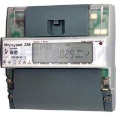 Счётчик 3ф Меркурий 236 ART-01 PQRS 5/60А
