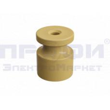 Изолятор универсальный пластиковый цвет песочное золото  GE30025-32-R10