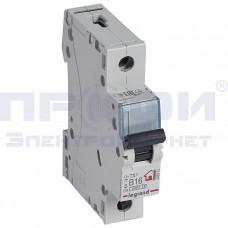 Выкл. автоматический однополюсный 16А В TX3 6кА (403972)