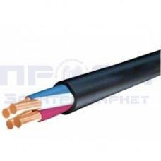 Кабель  ВВГ 4х10 (ТУ)(откл. по S до 20% - 8,0 мм2)