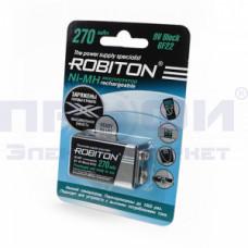 Аккумулятор ROBITON 270мАч RTU270MH