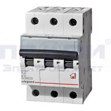 Выкл. автоматический трехполюсный 6А C TX3 6кА (404053)