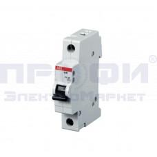 Выключатель автоматический модульный 1п C 25А 4.5кА SH201L ABB 2CDS241001R0254