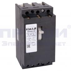 Выключатель автоматический АЕ2046М-100-16А-12Iн-400AC-У3-КЭАЗ