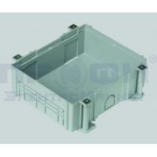 Simon Connect Коробка для монтажа в бетон люков SF410-SF470, высота 80-110 мм, 220х286,5 мм (G44)