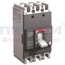 Выключатель автоматический трехполюсный A1C 125 TMF 63-630 F F
