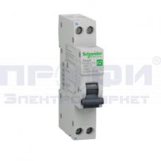 Выключатель автоматический дифференциальный Easy9 1П+Н 16A 10MA 4,5кА C АС, 18 мм (EZ9D63616)