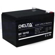 Delta аккумуляторная батарея DT 1212