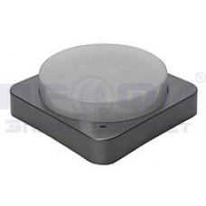 Светильник под эн/сбер. SAFIH 1600/MF  15Вт  IP43 мет.серый