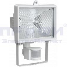 Прожектор  ИО500Д(детектор)  белый