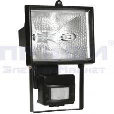 Прожектор  ИО500Д(детектор)  черный