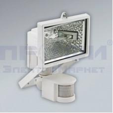 Прожектор  ИО150Д(детектор)  белый