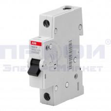 Выключатель авт. мод. 1п С 16А 4.5кА Basic M BMS411C16 (2CDS641041R0164)