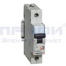 Выкл. автоматический однополюсный 6А C TX3 6кА (404025)