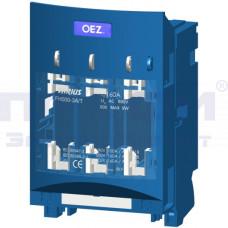 OEZ 6659 P50ТО6 250А aR Плавкая вставка для защиты полупроводников Uп 690V а.с./440V d.c.