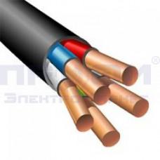 Кабель  ВВГ 5х1,5 (ТУ)(откл. по S до 20% - 1,2 мм2)