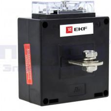 Трансформатор тока ТТЭ-А-100/5А класс точности 0,5 (color) EKF
