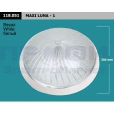 MAXI LUNA-1 потолочный светильник металлик/золото (118.051-1)