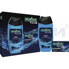 Набор подарочн Palmolive Мицеллярный уход (гель д/д250мл+3 бутылочки)косм