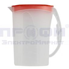 Кувшин пласт 2л для воды Пластмасыч 284.00.00