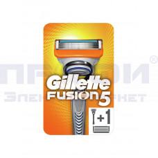 Станок для бритья GILLETTE Fusion + 2 сменные кассеты