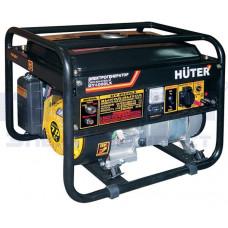Бензиновый генератор DY4000LX (электростартер) Huter