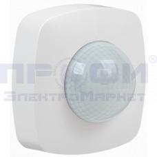 Датчик движения ДД 023 белый 2000Вт 360гр 20м IP20 IEK