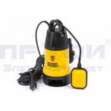 Дренажный насос DP 600, 600 Вт, подъем 7 м, 10000 л/ч Denzel (97222)