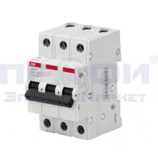 Выключатель авт. мод. 3п С 32А 4.5кА Basic M BMS413C32 (2CDS643041R0324)