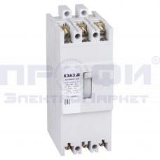 Автоматический выключатель АЕ  2066м1-100  160А (75*205мм)